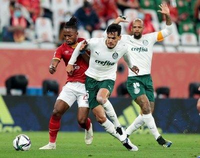 El Palmeiras de Gómez finaliza en la cuarta posición del Mundial de Clubes