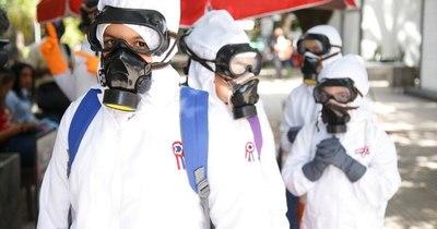 """La Nación / Inician campaña """"No fumiguen la educación"""", para pedir cumplimiento de leyes ambientales"""
