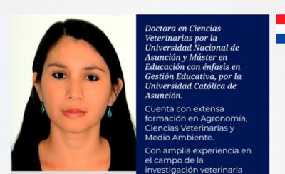 HOY / Cambian al director de Defensa Animal y nombran a experta veterinaria en su reemplazo