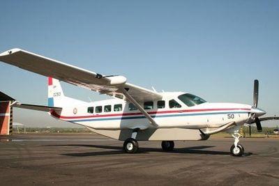 """Califican de """"obsoleta"""" la flota aérea paraguaya"""