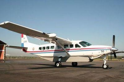 Califican de obsoleta la flota aérea paraguaya