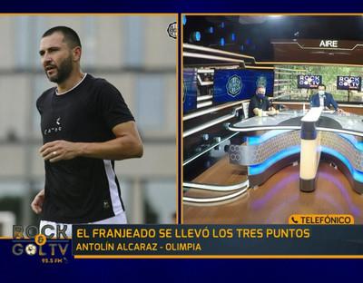 Antolín Alcaraz y las claves de una trayectoria destacada