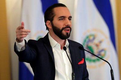 Bukele informa a diplomáticos intento de golpe de estado en El Salvador