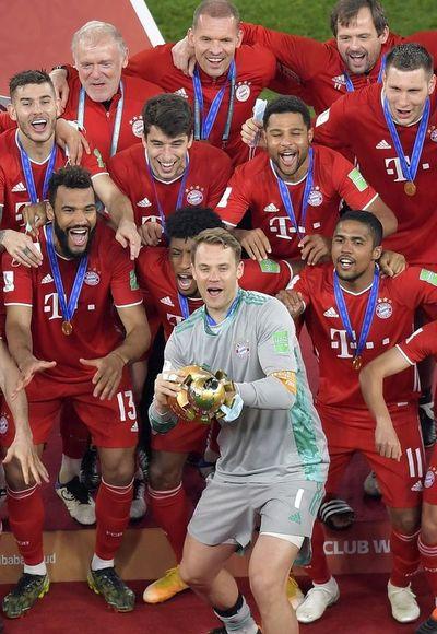 Bayern alcanza el anhelado sextuplete