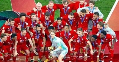 La Nación / Bayern, el mejor del mundo