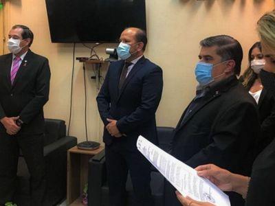 Crisis por fármacos incidió  en la movida en Dirección de Insumos