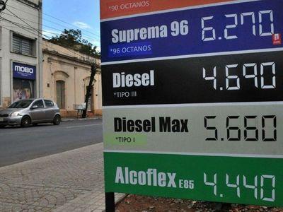 Emblemas dicen que se acaba stock y la suba del gasoil es inevitable