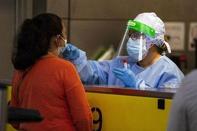 Detectan una nueva variante del virus en el sur de California