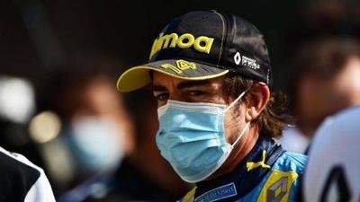 HOY / Se habla de fracturas tras accidente de Alonso