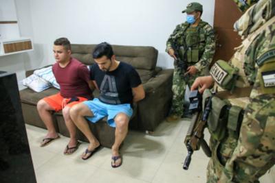Detienen a varios soldados del PCC durante sendos allanamientos en Pedro Juan Caballero – Diario TNPRESS
