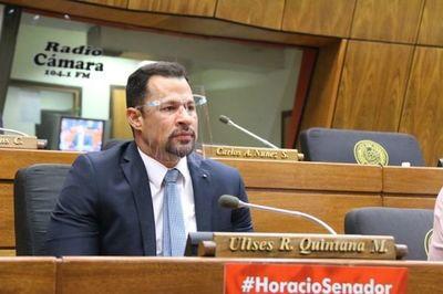 Ulises Quintana inicia carrera electoral con miras a la intendencia de Ciudad del Este
