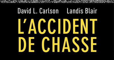 """La Nación / """"El accidente de caza"""", premiada como la mejor novela gráfica"""