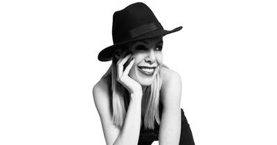 """El increíble TBT de Paola Hermann cuando fue modelo de """"Yoghurt Guaraní"""""""