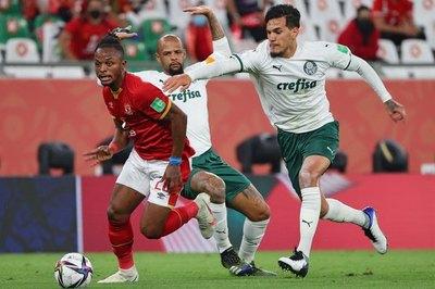 El mensaje de Gustavo Gómez luego del papelón de Palmeiras en el Mundial de Clubes