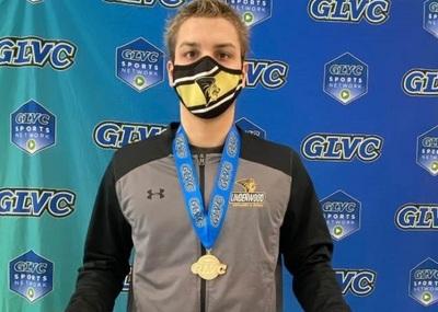 Nadador paraguayo obtiene medalla de oro y establece récord en EE.UU.