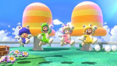 """""""Super Mario 3D World"""" llega a Switch renovado"""