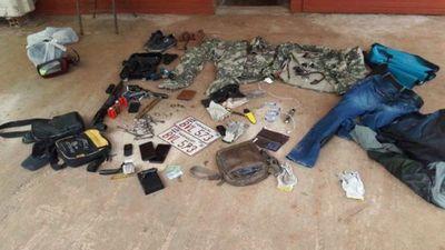 Detienen a dos presuntos delincuentes, tras enfrentamiento a tiros con la policía