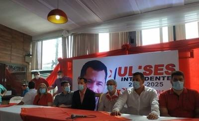 HOY / Ulises Quintana oficializa su precandidatura a la Intendencia de CDE