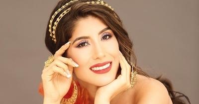 La imperdible sesión fotográfica de Vanessa Castro rumbo a Miss Universe
