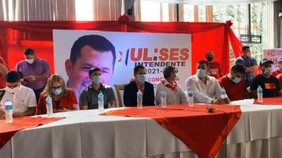 """Diputado Ulises Quintana se lanza como precandidato de Ciudad del Este y promete """"paz, progreso y prosperidad para todos"""""""