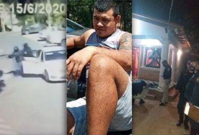 Detenido en Luque es ligado a millonarios asaltos, uno muy violento