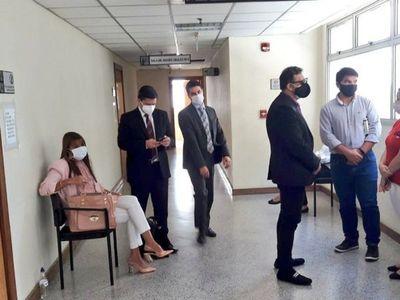Inició juicio contra Víctor Bogado por querella de diputada Amarilla