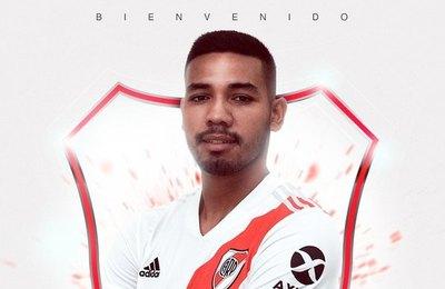 David Martínez, el 'nuevo' paraguayo que acompañará a Rojas y Moreira en River Plate