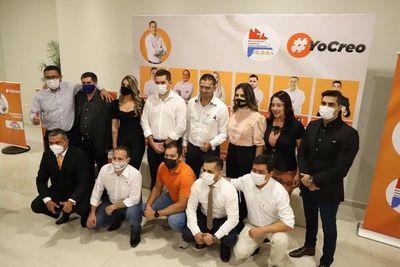 Miguel Prieto y Ulises Quintana lanzan candidatura en CDE