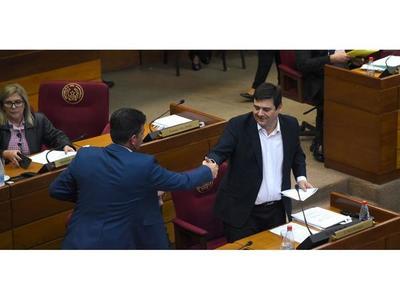 Proyecto de Salyn logra bloque mayoritario en Senado y en Diputados
