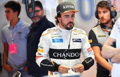 Fernando Alonso fue operado con éxito