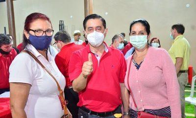 Dirigentes de base de las 16 seccionales de C. del Este ratifican su apoyo a Núñez – Diario TNPRESS