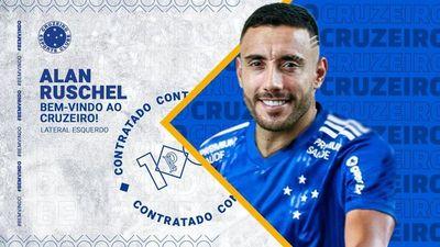 Alan Ruschel, fichaje del Cruzeiro