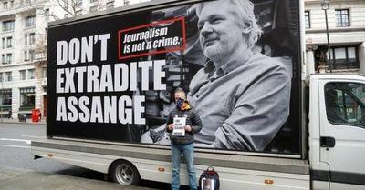 Estados Unidos apeló la resolución que deniega la extradición de Julian Assange