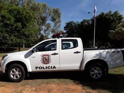 VIOLENTO ASALTO A UNA FAMILIA EN EL B° SAN ISIDRO DE CARLOS A. LÓPEZ