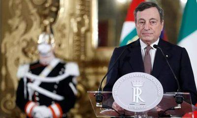 Mario Draghi es el nuevo primer ministro de Italia