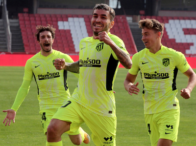 Victoria del Atlético de Madrid para seguir arriba
