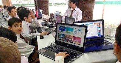La Nación / Unas 5.000 escuelas no tienen acceso a internet, reconocen desde el MEC