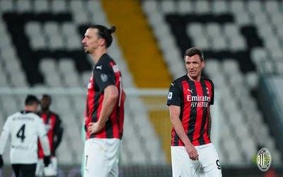 Juve desaprovecha y Milan le sirve la cima al Inter