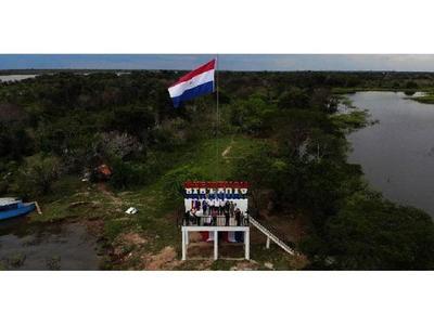 En Paso de Patria habilitan mirador entre los ríos Paraná y Paraguay