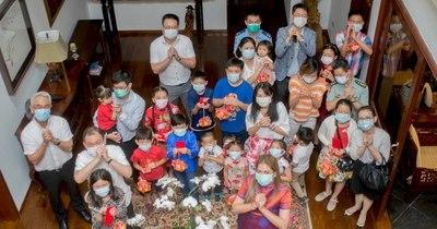 """La Nación / Taiwán da la bienvenida al """"Año del Buey"""" con celebraciones"""