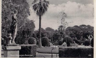 Arquitectura del paisaje en Asunción. Estilos de una historia fragmentada