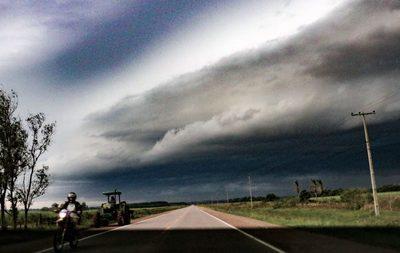 Domingo con lluvias importantes en el norte del país, anuncia Meteorología