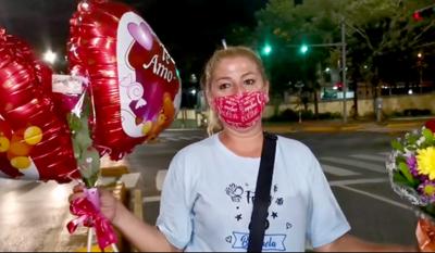 En víspera del amor ♥️ @onlivepy.com.py apoya a los emprendedores que se encuentran en Mcal. López y Gral. Santos