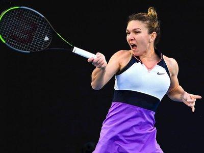 Thiem eliminado y Halep-Serena duelo en cuartos