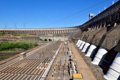 Itaipu produjo en 36 años más de 2.774 millones de MWh