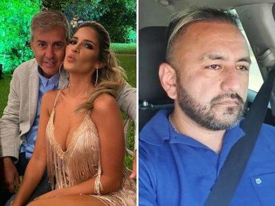 Regis publicó fotos íntimas de Churero