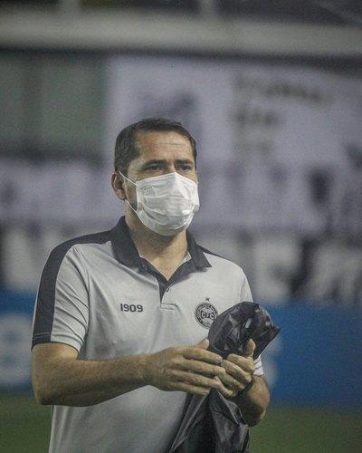 El Coritiba de Gustavo Morínigo desciende a la Segunda División