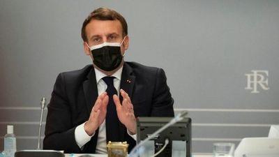 Macron insta a cooperar con China y Rusia para ganar la
