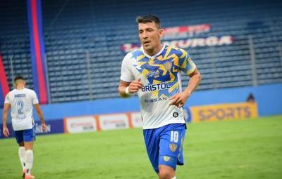 Sportivo Luqueño recibe a Nacional