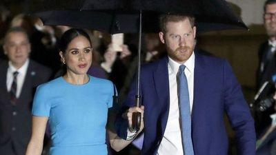 Meghan Markle y el príncipe Harry esperan a su segundo bebé